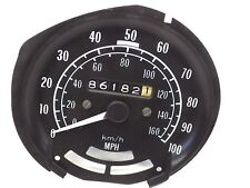 May 1976-1978 Pontiac Firebird OEM Part Speedometer