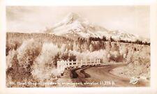 Mt Hood Oregon~Perpetually Snowcapped Elevation 11,225 FT~1905