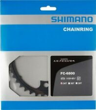 Shimano FC-6800 Ultegra Bicycle Chainring 34/36/39/ 46/50/52/53 Teeth