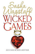 Wicked Games by Sasha Wagstaff (Paperback, 2010)