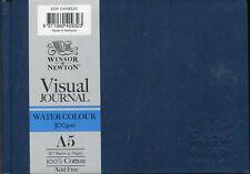 Winsor & Newton: Hardbound Watercolour Journal - A5 (300Gsm)
