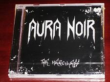 Aura Noir: The Merciless CD 2004 Peaceville Records Germany CDVILED127 NEW