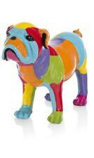 CocoMaison Dogge Statue / Skulptur Statue Hundefigur Figur Dekoration Deko NEU