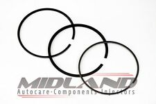 VAUXHALL ASTRA ZAFIRA 1.6 16V Z16XER ENGINE PISTON RINGS STD SIZE *BRAND NEW*