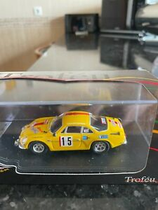Trofeu Alpine Renault A110 - Olympia Rally 1972 1 of 150 pieces