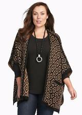 WOMENS PLUS SIZE S - M  VIRTUELLE NATALIE CARDIGAN NEW WITH TAGS