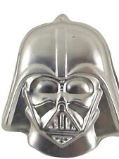 Wilton Industries Darth Vader Metal Baking Pans Cake Pan Bakeware