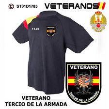 CAMISETAS TECNICAS: VETERANOS ARMADA ESPAÑOLA - TEAR / TERCIO DE LA ARMADA