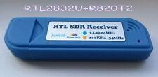 100KHz to 1.7GHz RTL SDR Receiver R820T2 + RTL2832U HF UpConverter HAM Funcube.