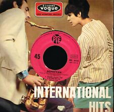 "45T 7"" EP: Donovan: colours + 3 titres. PYE. A16"