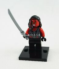 Mini Figures Red She-Hulk Super Heroes Betty Ross Collectible Building Toys Gift