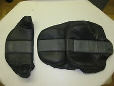 Genuine H-D 09 CVO Ultraglide TourPack Take Off Seat Covers, Covers Only