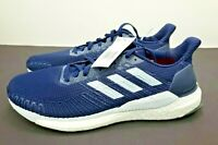 Adidas Solar Boost Running Shoes Collegiate Navy G28059 Size 12
