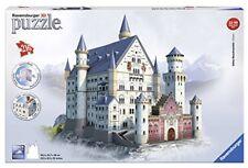 Ravensburger 12573 Puzzle 3d Neuschwanstein Castle