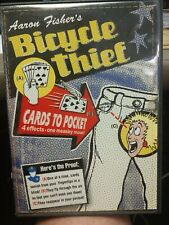 Aaron Fisher Cards to Pocket Bicycle Thief Dvd with Gimmicks