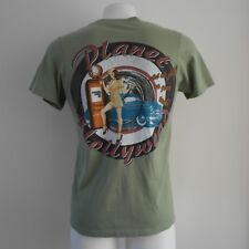 Planet Hollywood Vintage Mexico canun T Shirt Taille S