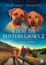 Where the Red Fern Grows 1  2 (DVD, 2013)
