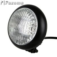 Retro Motorcycle Headlights Lamp For Triumph Harley Cafe Racer Bobber Chopper
