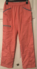 GREY'S ANATOMY BARCO ACTIVE Scrub Pants Cargo Track Taffy 4280P XS Excellent