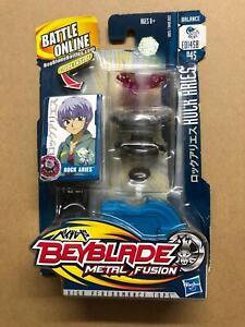 Out of Production Hasbro Beyblade Metal Fusion BB-45 ROCK ARIES ED145B Balance
