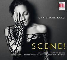 CHRISTIANE KARG - SCENE!  CD NEW!