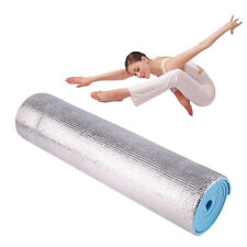 Outdoor Camping Picnic Sleeping Mattress Waterproof Aluminum Foil YOGA Mat Pad