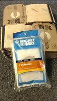 24 Electrolux Aerus Style C Bags & 2 after filters to fit  Canister Vacuum 4 Ply
