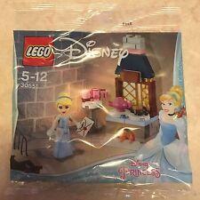 LEGO Disney Princess 30551 Cenerentola'S KITCHEN polybag raro NUOVO SIGILLATO