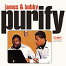 JAMES & BOBBY PURIFY-S/T-JAPAN MINI LP CD BONUS TRACK C94