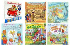 The Berenstain Bears 5 Storybook Box Set Go Green,Dinosaur Dig,Under Sea,Tooth +