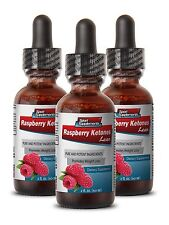 Pure Raspberry Ketone - Raspberry Ketones Liquid 2oz - Promotes Lean Body Mass 3