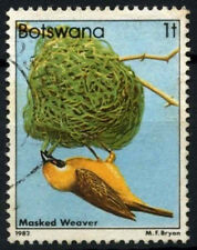 Botswana 1982 SG#515, 1t Birds Definitive Used #D48952