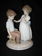 Lladro * Young Couple, Darling* Valentines Day Gift* $650 -Gift!