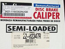 Nugeon 22-02347R - Rear Disc Brake Caliper, Right