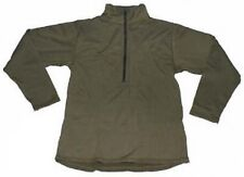 Level II Gen III Long sleeve Cold Weather Grid Fleece camisa verde oliva BW M/Medium