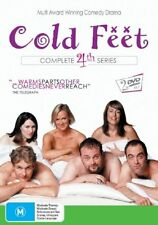 Cold Feet : Series 4 (DVD, 3-Disc Set) Region 4 Very Good Condition