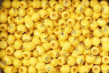 Lego Lot of 50 NEW Female Minifig Heads - Assorted - From Selection Shown
