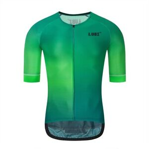 Pro Cycling Short Sleeve Jersey by LUBI