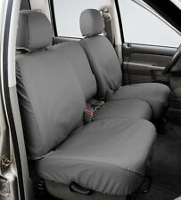 Covercraft Seat Saver Front Row Polycotton Grey