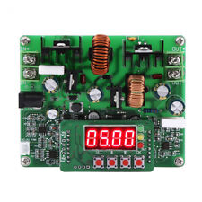 DC 38V 6A Step-up Step-down Boost Buck Converter CC CV Adjustable Module Board