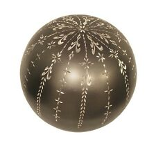 Fancy Flourish Sphere of Life Cremation Urn for Human Ashes~ADULT~ELEGANT