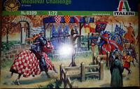 Medieval Challenge XV Century Torneo Medievale - Italeri 6109 Kits 1:72