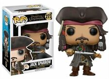 Figura Funko pop 273 piratas del Caribe Capitan Jack Sparrow