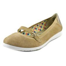 Zapatos planos de mujer de color principal beige talla 37