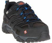 Merrell Men's Moab 2 Waterproof Composite Toe Cap Safety Shoes J15771