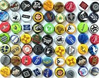 500 ((MIXED)) **ASSORTED** BEER BOTTLE CAPS - Great Colors NO DENTS Great Mix
