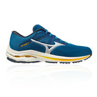 Mizuno Mens Wave Inspire 17 Running Shoes Trainers Sneakers Blue Sports