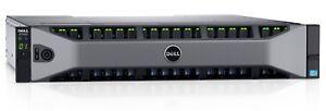 Dell Compellent SC4020F Storage Array 2x 2-Port 16Gb FC Controller 24x1.92TB SSD