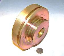 """XM1117 CADILLAC GAGE 6289021 NEW CLUTCH DISC STEEL CAD 4.250"""" OD 3.170"""" ID 1"""" ID"""