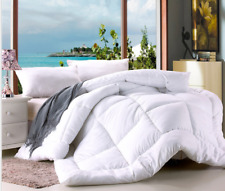 Luxury Microfiber 15 Tog King Microfibre DUVET Feels Like Down King Size Quilt